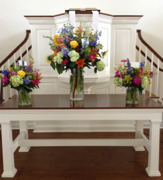 Our services - memorial flowers 10