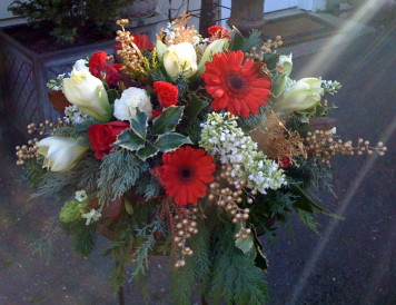 Our services - memorial flowers 11