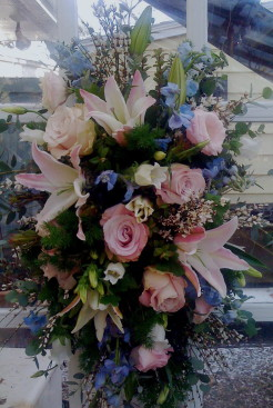 Our services - memorial flowers 2