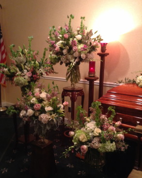 Our services - memorial flowers 4