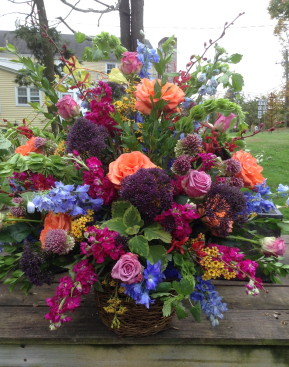 Our services - memorial flowers 7